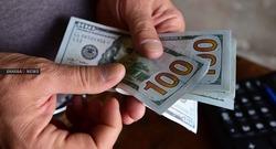 اسعار الدولار تتراجع في بغداد وإقليم كوردستان