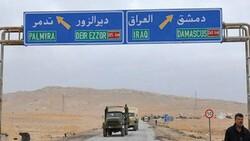 العراق وسوريا يعتزمان فتح معبر حدودي