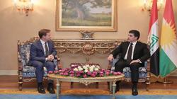 كوردستان وبريطانيا يبحثان أوضاع العراق والمنطقة