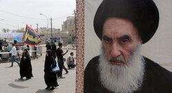 مكتب السيستاني: امام العراقيين معركة مصيرية لانهاء الفساد والفشل وهي اشد من معركة داعش