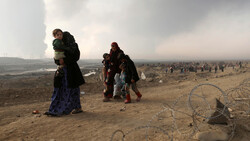 متحدث عشائري يتحدث من عمليات نزوح لكوردستان ويحذر من توتر طائفي