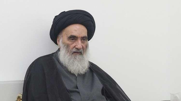 السيستاني يصف احتجاجات العراق بمعركة اصلاح ويوجه خمسة مطالبات