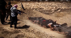 القوات الامنية تقبض على منفذ لمجزرة سبايكر في بغداد