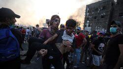 على وقع الاحتجاجات.. اول زعيم حزب بالعراق يعلن انسحابه من العملية السياسية
