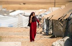 الأمم المتحدة قلقة من قرار بغداد إغلاق مخيمات النازحين