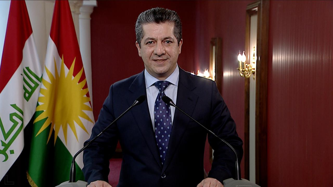 بارزاني: لأول مرة نشارك بإعداد الموازنة مع بغداد ونصدر نفط كركوك بشكل مشترك