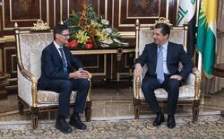 كوردستان وكندا تبحثان تطورات الأوضاع في العراق