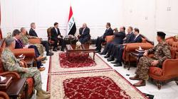 عبد المهدي ووزير الدفاع الامريكي يبحثان عدة ملفات تخص العراق والمنطقة