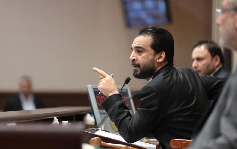"""تسجيل """"جملة"""" ملاحظات على البرنامج الحكومة لمحمد علاوي"""