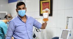 منطقة في اقليم كوردستان تسجل أكثر من 200 حالة شفاء من كورونا