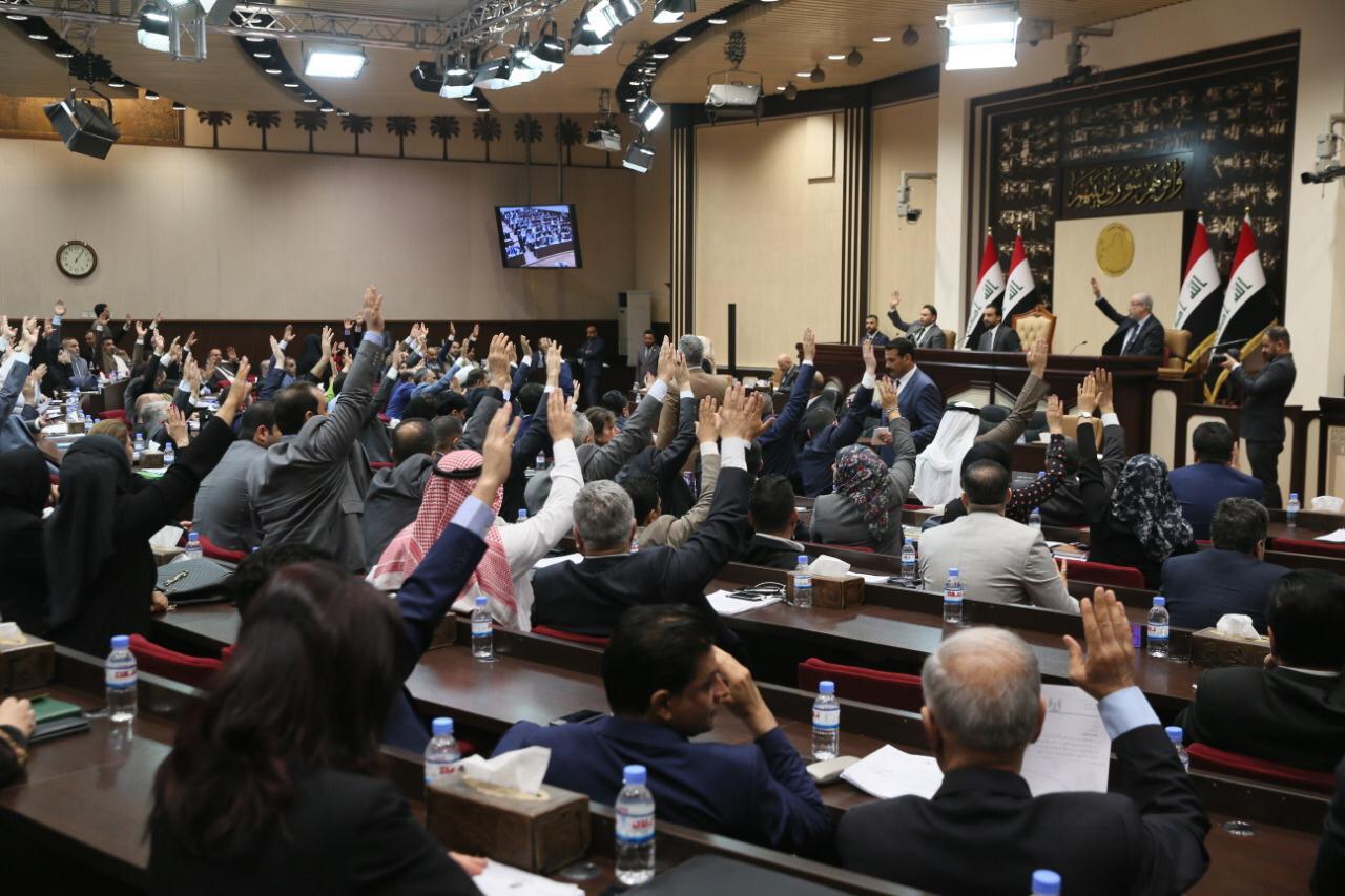 البرلمان يصوت على شواني وزيرا للعدل ويسقط ترشيح الحمداني وزيرة للتربية