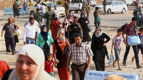 الحكومة العراقية تطلق منحة مالية جديدة للأسر العائدة من النزوح الطارئ