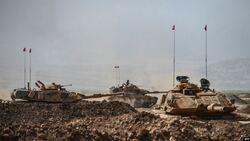 حزب العمال يتحدث عن قصف تركي لمخيم مخمور