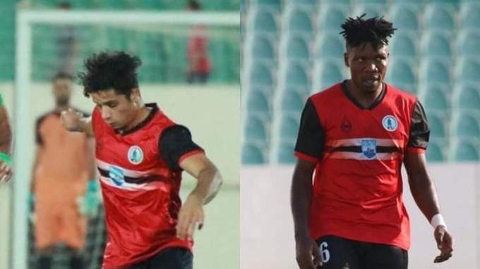 لاعبان محترفان يغادران العراق بسبب الأوضاع الصعبة