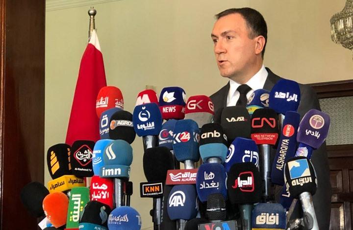 تركيا: حكومة نينوى المحلية تتعاون معنا بمكافحة الـpkk