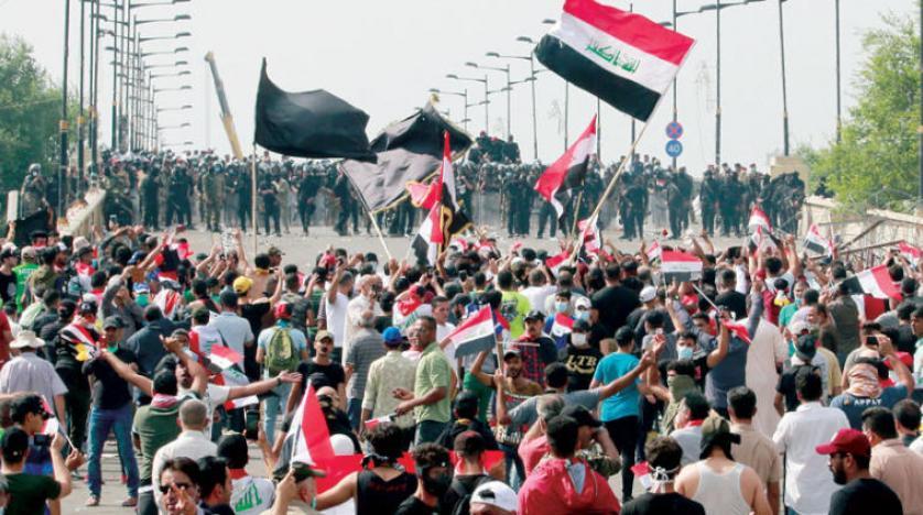 +18 صور.. مسلحون يغتالون شخصا ببغداد