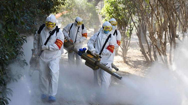 """الصحة العالمية خطر """"وباء"""" كورونا بات حقيقياً والصين تعلن شفاء 70% من المصابين"""