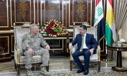 بارزاني للتحالف الدولي: العوامل المؤدية لظهور داعش قائمة وامن العراق من امن المنطقة