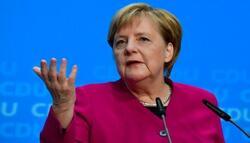 ميركل معجبة ببرنامج الكاظمي وتدعوه لزيارة برلين