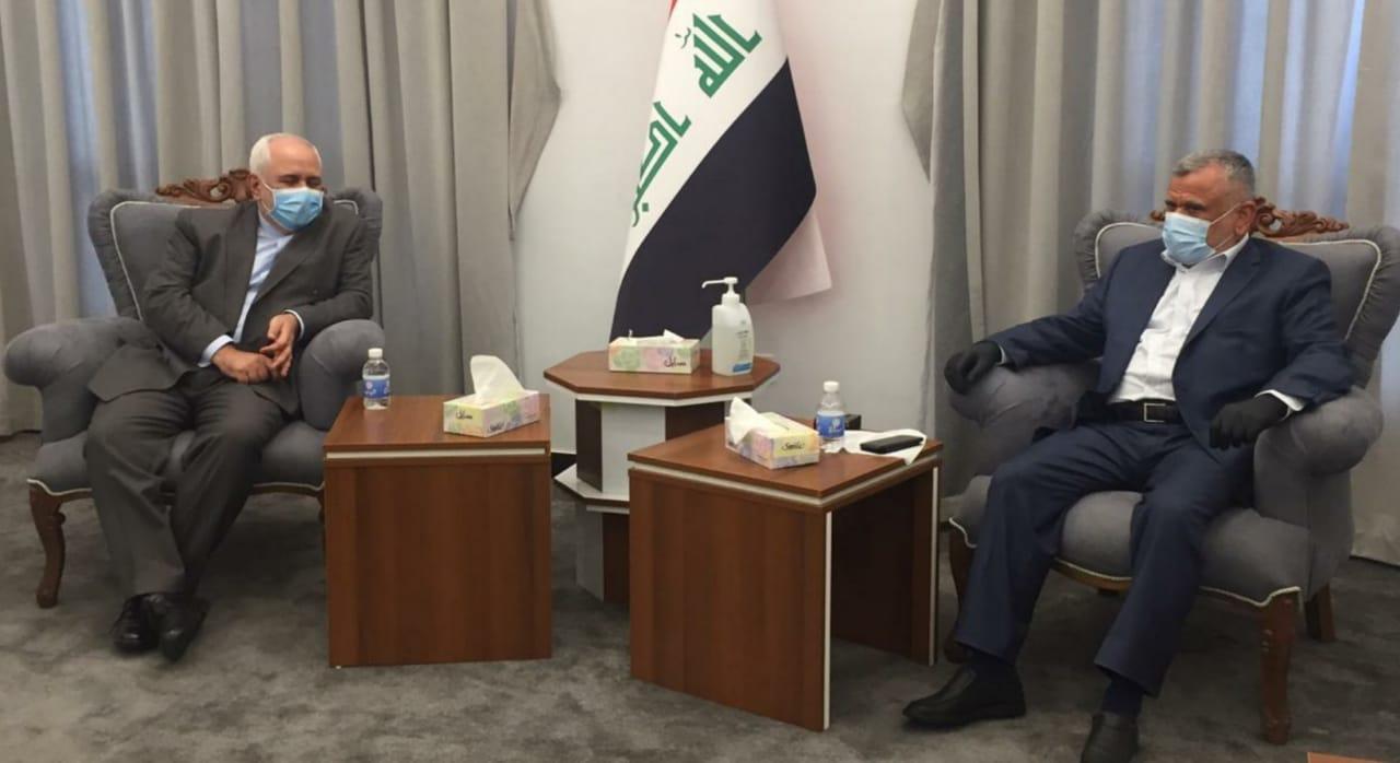 تحالف العامري يفصح عن رسالة يحملها ظريف لدول الخليج عبر العراق