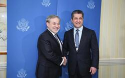 Kurdistan and America agree to increase investments in the energy field