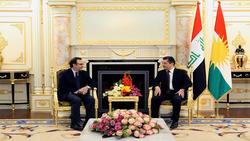 كوردستان: ننتظر من بغداد خطوات جدية لحسم المشاكل العالقة