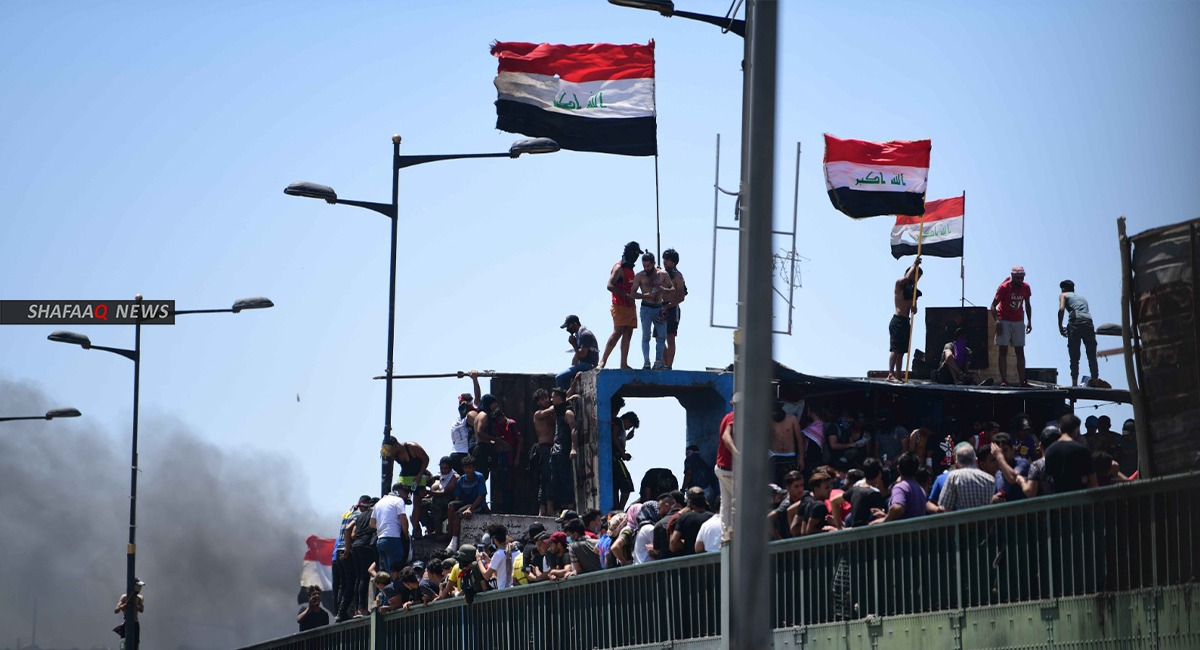 For the first time, Al-Kadhimi delegation meets demonstrators in Wasit