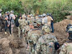 خلال شهر .. عمليات سامراء تطيح بـ140 إرهابياً ومطلوباً للقضاء