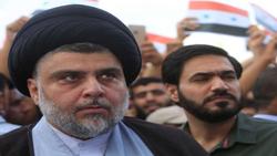 """الصدر يتحدث عن """"حرب أهلية"""" و""""الايقاع بطرفين"""""""