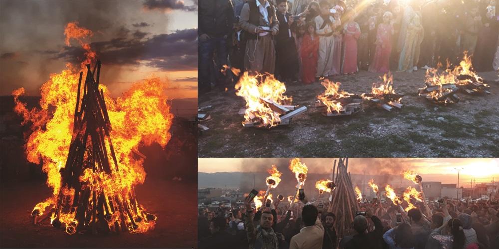 السليمانية تحذر المحتفلين بنوروز: اعداد الاصابات سترتفع