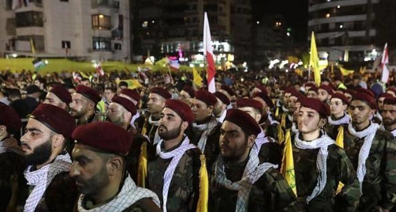 تقرير يكشف مخططات حزب الله في العراق وعدة قارات