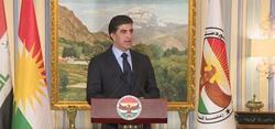 رئيس اقليم كوردستان يعزي ذوي الخياط