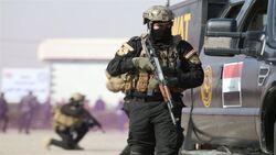 القوات العراقية تنفذ انزالا جويا على اهداف لداعش وتقتل 7 من عناصر التنظيم