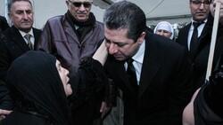 مسرور بارزاني مستذكراً هجوم 1 شباط: استهدف القيم والتنوع في كوردستان