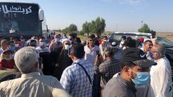 إتساع دائرة الرفض والتنديد من قوى شيعية ازاء منع متظاهري رفحاء من الدخول لبغداد