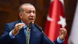 اردوغان: الهدف الوحيد من نضالنا في العراق وسوريا هو الدفاع عن حقوق تركيا