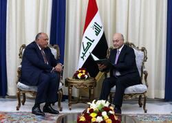 """صالح يعلن موقف العراق بشأن """"سد النهضة"""""""
