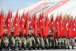 تركيا تسجل زيادة كبيرة في النفقات العسكرية