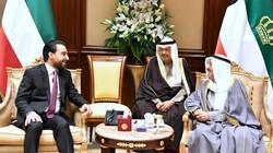 العراق والكويت يبحثان استقرار المنطقة وخفض حدة التوتر