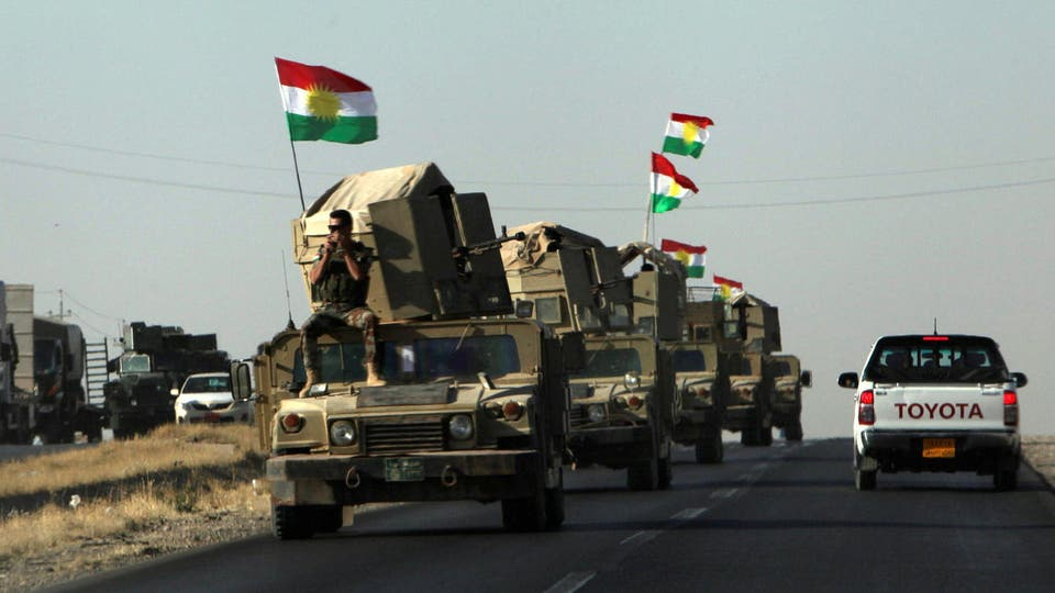 The international coalition renews its position supporting Peshmerga and warns of ISIS seeking to organize its ranks in Iraq