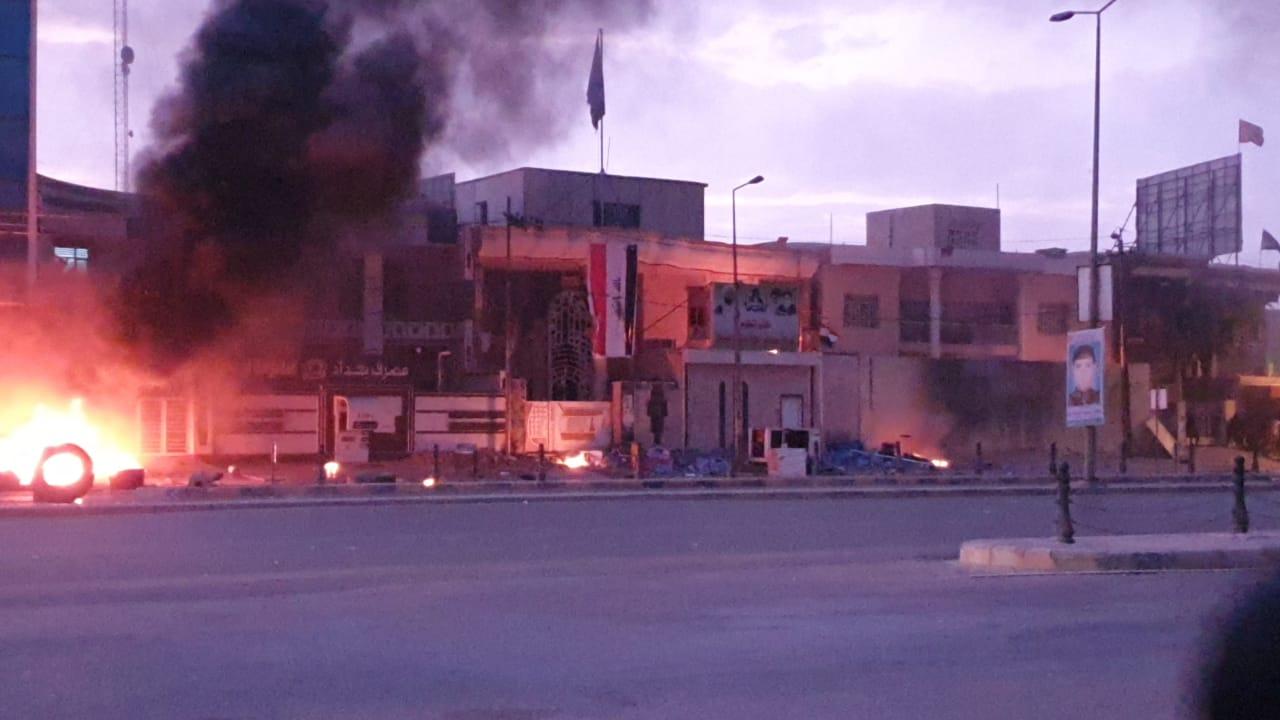 قائد عمليات البصرة: سيارات مجهولة اطلقت النار على المتظاهرين وقتلت 7 منهم