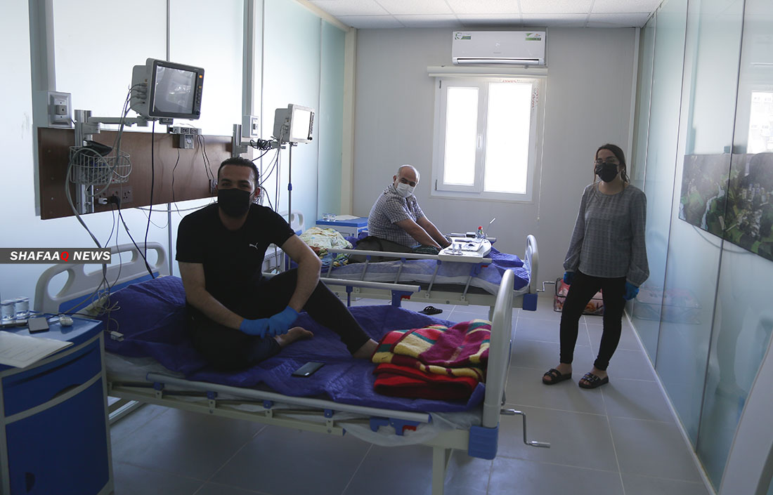 السليمانية تسجل 8 حالات وفاة جديدة بكورونا