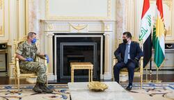 Masrour Barzani urges resolving outstanding issues with Baghdad