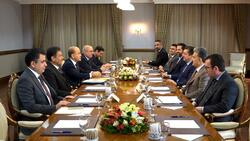 Masrour Barzani: We will develop the performance of Peshmerga on a scientific and modern basis