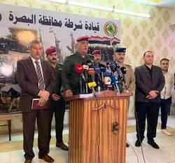 السلطات الامنية تعلن ضبط 10 كغم من المخدرات اقصى جنوبي العراق
