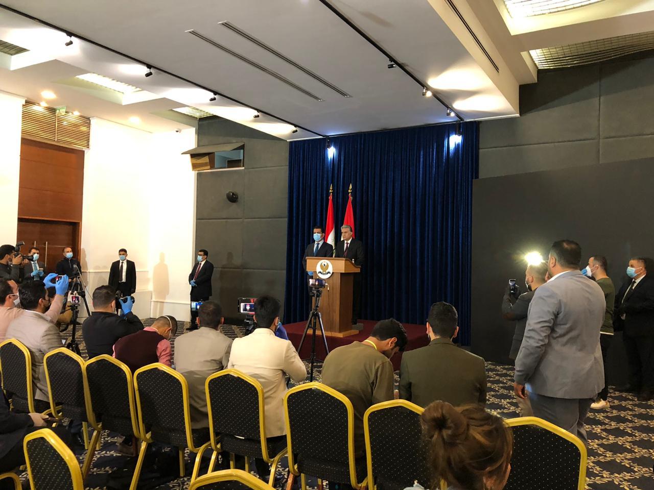 وزير داخلية الاقليم يعلن اسباب الحظر التام: بعض المواطنين لم يستوعبوا مخاطر الفيروس