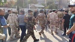 عقب يوم دام.. وصول تعزيزات وانتشار أمني مكثف جنوبي العراق