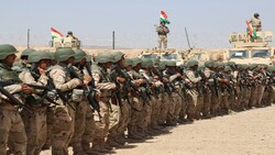 In cooperation with Peshmerga.. the coalition destroys a tunnel and kills 12 ISIS terrorists