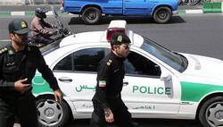 مقتل رجل شرطة خلال التظاهرات في كرماشان