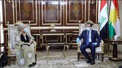 الأمم المتحدة تبدي استعدادا لمساعدة اربيل وبغداد للتوصل الى اتفاق جذري